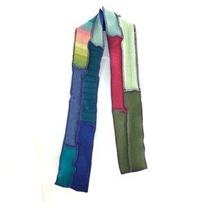 Artist made scarf